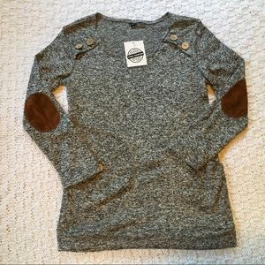 NWT Free Kingdom Women's Sweater